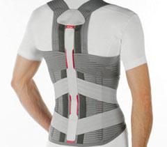 Thoracolumbar posture corrector